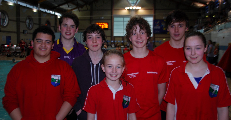 SB Swimmers Antrim Championships