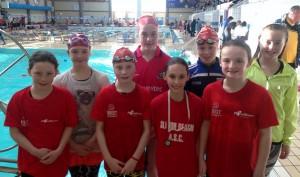 Swim Ulster Development Meet in Lisburn