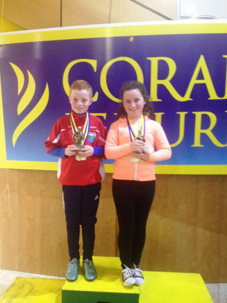 Sliabh Beagh Success at Coral Leisure Inter Schools Competition