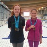 Our Junior Medal winners.   Alannah & Darcy will represent their schools in the All Ireland later in the year