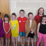 Our  Junior Swimmers making their Debut to Competition World