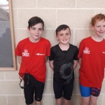 Our  Junior Boys all had GREAT PB's