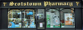 Sliabh Beagh ASC is sponsored by Scotstown Pharmacy