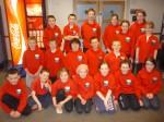 Our Victorious Aquasprint Team