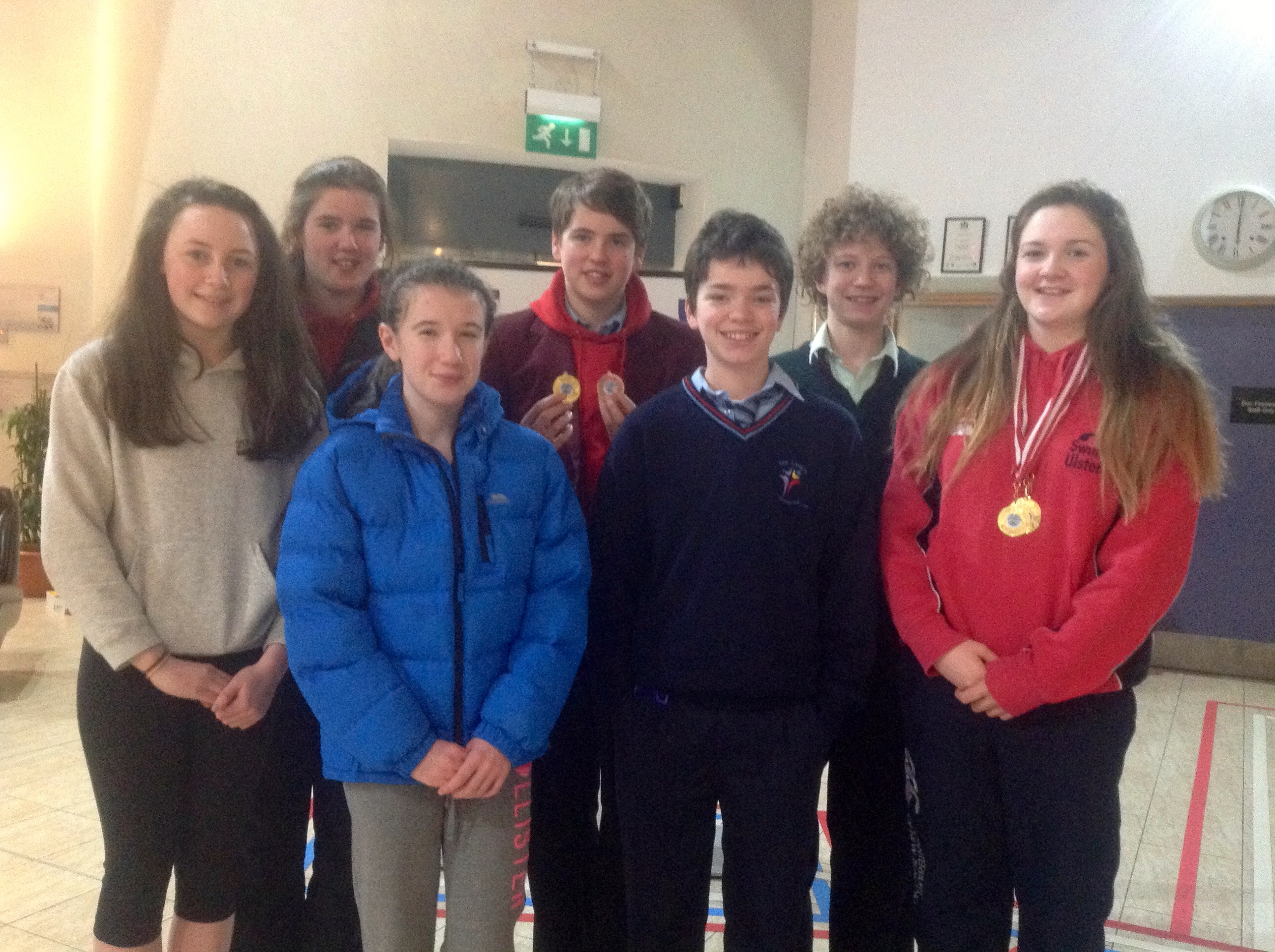 Ulster Secondary Schools competition