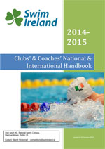 Download a copy of the Swim Ireland Club Handbook 2014-2014