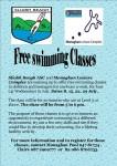 Free Swimming Classes
