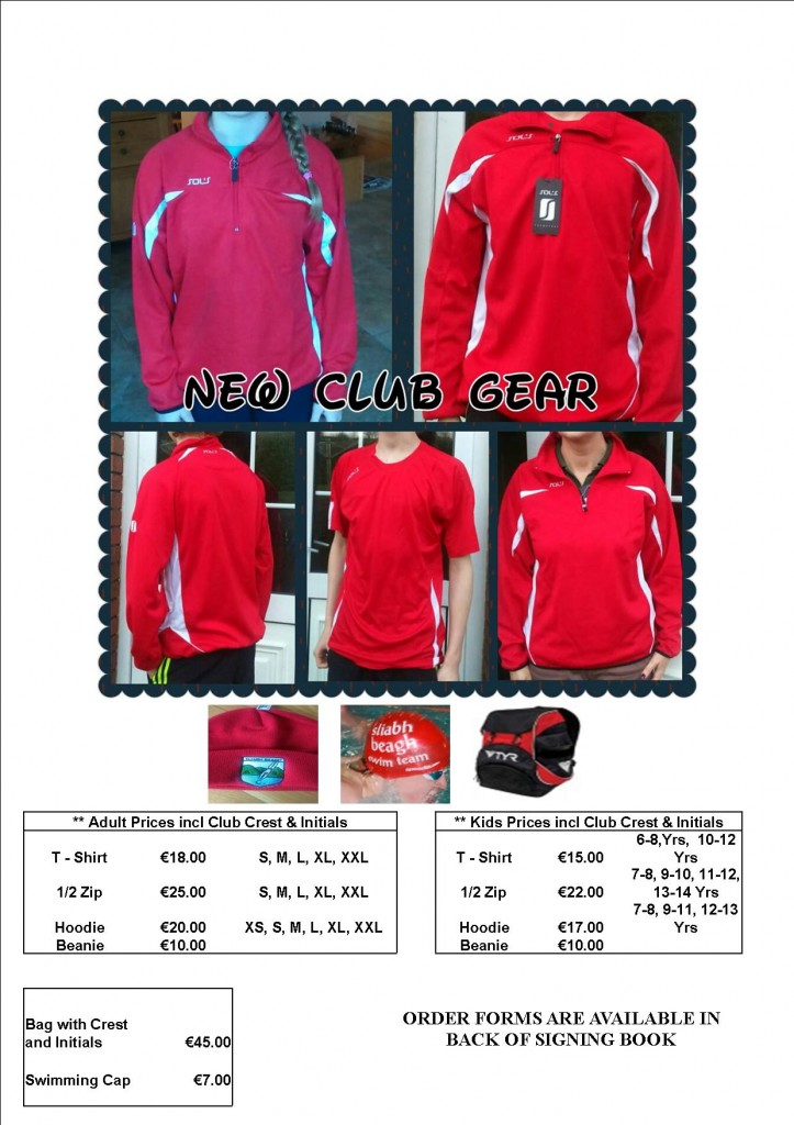Club Gear Image