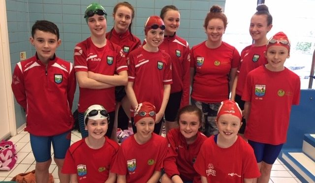 Swim Ulster Development Meet 3 held on 3rd March 2019 in Newry