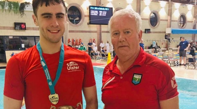 Ulster Short Course Swimming Championships 2019