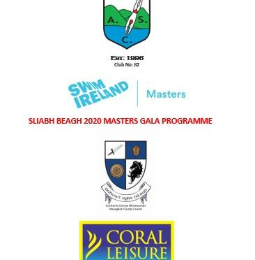Sliabh Beagh ASC 3rd Annual Masters Swimming Gala