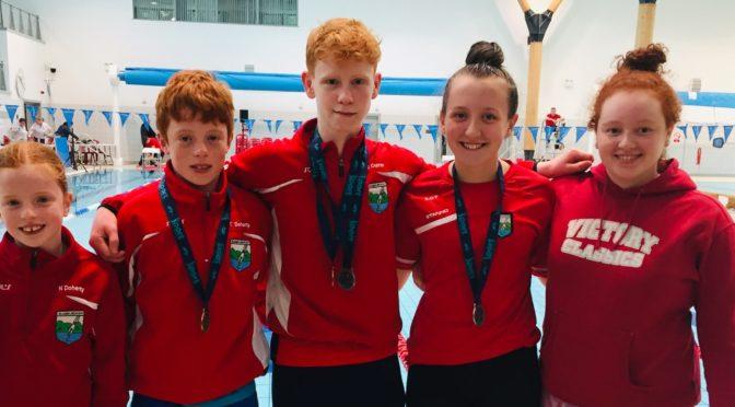 Swim Ulster Development 1 in Omagh