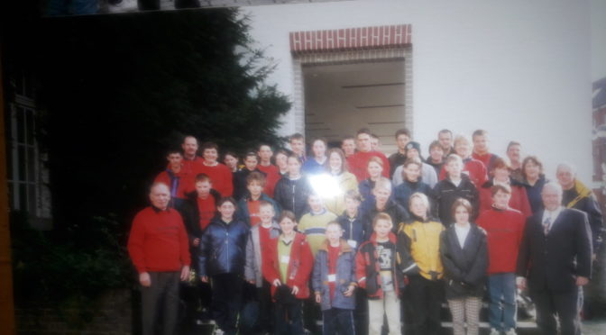 Down Memory Lane with Sliabh Beagh ASC